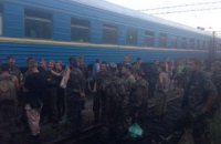Военные 72-й бригады просят отпустить их домой
