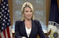 Трамп назначил спикера Госдепа Нойерт и.о. заместителя госсекретаря