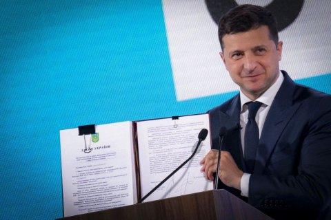 """РНБО ввела санкції ще проти 12 """"кримінальних авторитетів"""", - Зеленський"""