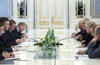 Янукович надеется, что нынешний Европарламент ратифицирует соглашение с ЕС