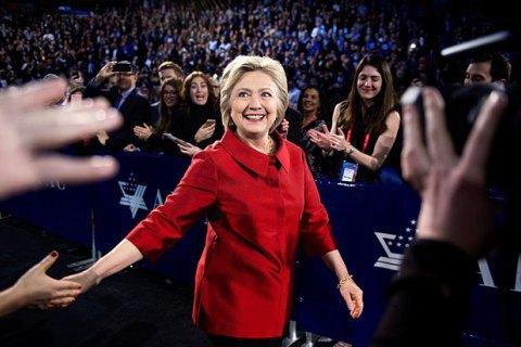 Штаб Клінтон готовий взяти участь у перерахунку голосів у ключових штатах