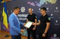 В Одесі співробітники охоронного агенства затримали зловмисників за розбій