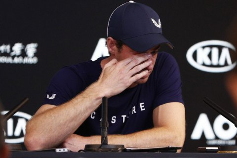 Екс-перша ракетка світу розплакався, коли оголосив про завершення ігрової кар'єри