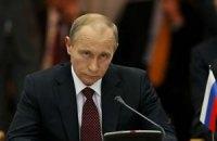 В Кремле считают недопустимой утечку информации о здоровье Путина