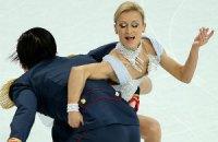 Українські фігуристки окупували олімпійський п'єдестал у Сочі