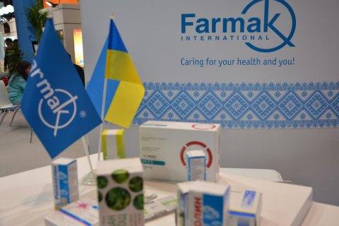 """""""Фармак"""" відкрив лабораторно-технологічний комплекс у Києві"""