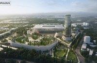 """""""Интер"""" и """"Милан"""" представили проект новой арены стоимостью в 1 млрд евро"""