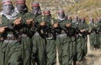 Курдські бойовики прорили тунель з Туреччини до Сирії