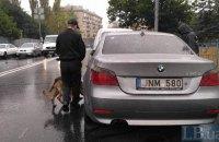 237 тыс. авто на еврономерах находятся в Украине незаконно