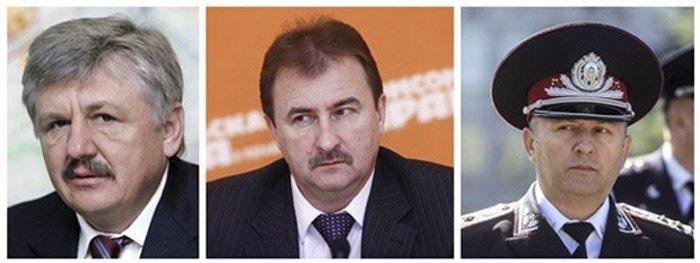 Сівкович, Попов і Коряк - фігуранти розслідування силового разгону 30 листопада