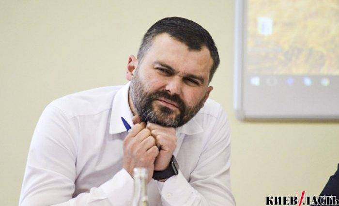 В.о. гендиректора 'Плеса' Олег Юсипенко