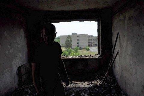 Штаб АТО показав наслідки обстрілу бойовиками Красногорівки