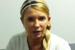 У лікарні Тимошенко вмовляють припинити голодування
