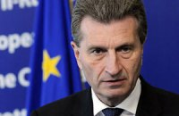 ЕС готов подключиться к модернизации украинской ГТС