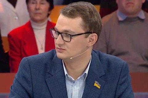 """У """"Слузі народу"""" вибачилися за висловлювання свого депутата Брагаря"""