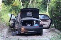 В Харькове взорвался автомобиль гендиректора фармацевтической компании (обновлено)