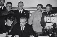 Половина украинцев признает ответственность СССР за начало Второй мировой войны