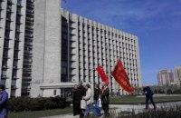 """Жители оккупированного Донецка не пришли на празднование """"дня ДНР"""""""