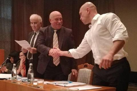 Илью Киву избрали главой профсоюза МВД