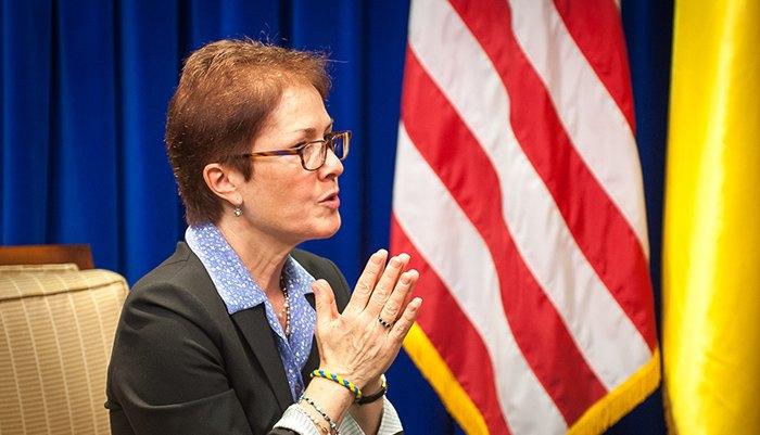 Екс-посол США в Україні Марі Йованович