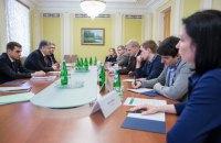 Порошенко підписав закон про е-декларації для антикорупціонерів (оновлено)