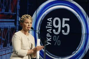 Тимошенко підтримала узгодження єдиних кандидатів у мажоритарці