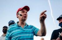 Екскандидат у президенти Білорусі Цепкало виїхав з Росії в Україну