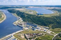 На Дністровській ГАЕС запустили четвертий гідроагрегат
