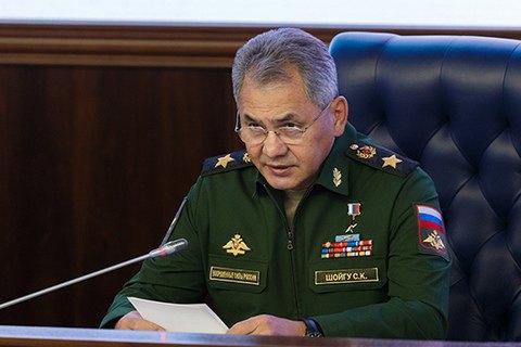 Россия объяснила сосредоточение войск на границах с Украиной