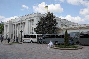 1,5 тысячи охранников придут под Раду защищать русский язык