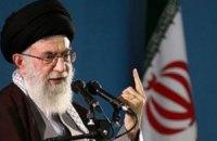 Духовний лідер Ірану попросив християн допомогти чорношкірим у США