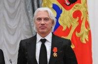 В Лондоне умер российский оперный певец Хворостовский