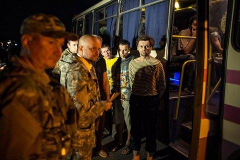 27 військових, які потрапили в полон, перейшли на бік бойовиків