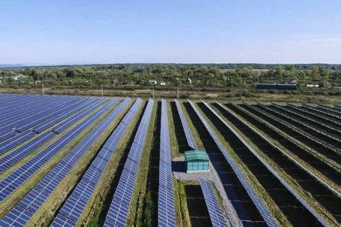 """Нацкомиссия утвердила новые """"зеленые"""" тарифы на электроэнергию"""