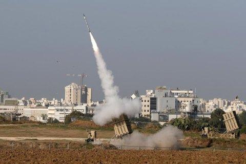 По Израилю из Сектора Газа выпущено уже более 1000 ракет