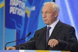 Азаров: ГТС после модернизации останется украинской