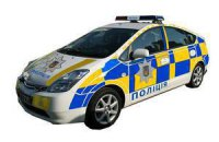 Аваков запропонував варіанти розмальовки патрульних автомобілів