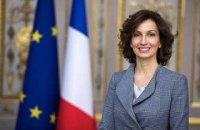 Главой ЮНЕСКО избрана экс-министр культуры Франции