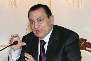 У Мубарака - сердечная аритмия, но состояние его стабильное