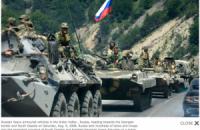 Береза, Семенченко і Тетерук показали американському сенаторові фальшиві фото російських військ на Донбасі