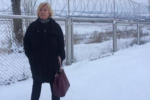 Ирину Геращенко не пустили на суд по Савченко и запретили въезд в РФ на пять лет