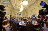 """Парубій закликав парламентські фракції """"мобілізуватися"""" в четвер, щоб змінити Конституцію"""