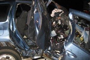 В Калифорнии столкнулись два полицейских автомобиля