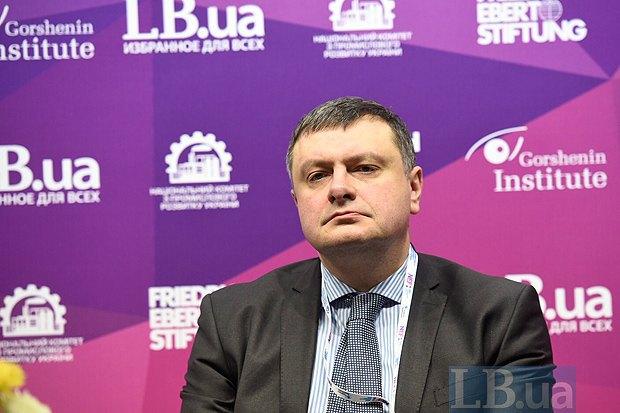заместитель секретаря СНБО Александр Литвиненко