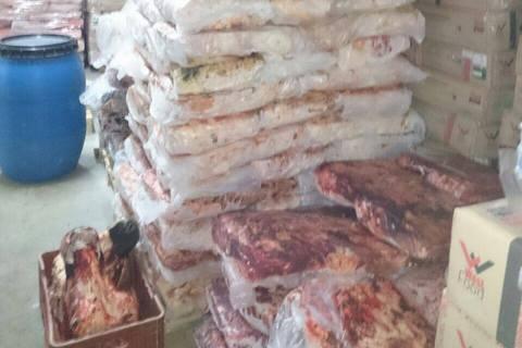 В детские сады и больницы Житомирской области поставляли мясо с химикатами
