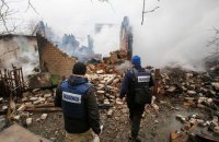 Миссия ОБСЕ зафиксировала тяжелую технику боевиков за пределами линий отвода