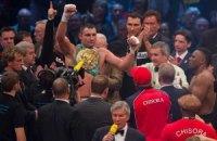 Виталий Кличко покидает ринг