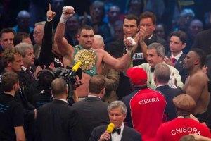 Віталій Кличко залишає ринг