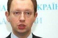 Яценюк говорит, что в ВР - национальные соревнования: кто кого перехитрит