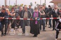 Сепаратисты в Славянске собираются прикрываться мирными жителями, - Тымчук